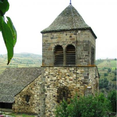 Romanic Church of St Floret