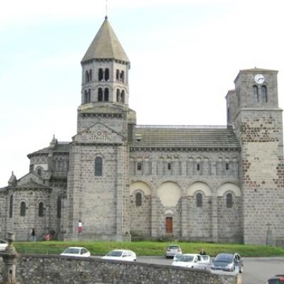 Romanic Church of St Nectaire