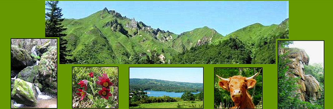 Stay in the Regional Natural Reserve of the Auvergne Volcanoes